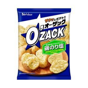【送料無料】ハウス食品 オーザック(磯のり塩味) 68g×24袋入 nozomi-market