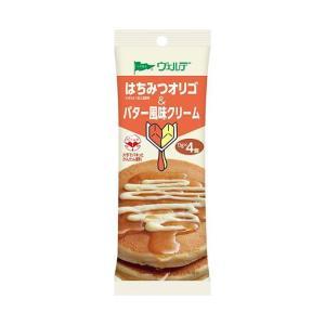 【送料無料】アヲハタ ヴェルデ ハチミツオリゴ&バター風味クリーム 13g×4×12袋入|nozomi-market