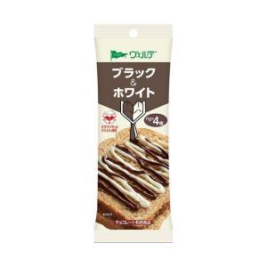 送料無料 アヲハタ ヴェルデ ブラック&ホワイト (11g×4個)×12袋入|nozomi-market