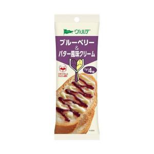 送料無料 アヲハタ ヴェルデ ブルーベリー&バター風味クリーム (13g×4個)×12袋入|nozomi-market