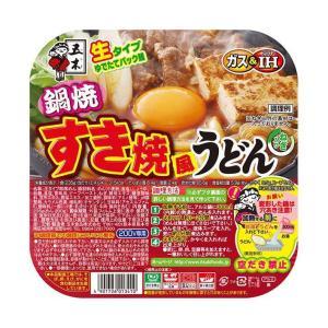 送料無料 五木食品 鍋焼すき焼風うどん 235g×18個入 nozomi-market