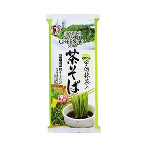 送料無料 五木食品 茶そば 450g×20袋入|nozomi-market