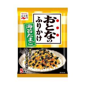 送料無料 永谷園 おとなのふりかけ 海苔たまご 13.5g×10袋入|nozomi-market