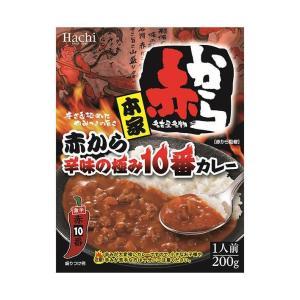 【送料無料】【2ケースセット】ハチ食品 本家 赤から辛味の極み10番カレー 200g×20(5×4)個入×(2ケース) nozomi-market