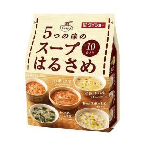 送料無料 ダイショー 5つの味のスープはるさめ 164.6g(10食入り)×10袋入|nozomi-market
