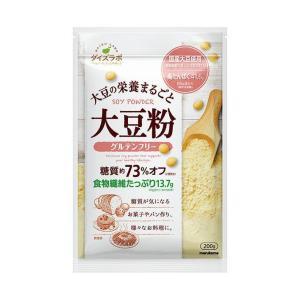 【送料無料】マルコメ ダイズラボ 大豆粉 200g×20袋入