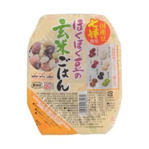 送料無料 越後製菓 ほくほく豆の玄米ごはん 150g×12個入|nozomi-market