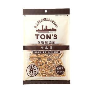 【送料無料】東洋ナッツ食品 トン 食塩無添加 クルミ 大 180g×10袋入|nozomi-market
