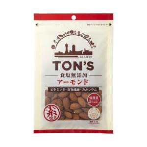【送料無料】東洋ナッツ食品 トン 食塩無添加 アーモンド 95g×10袋入|nozomi-market
