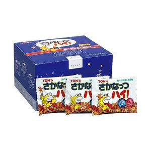 【送料無料】東洋ナッツ食品 トン さかなっつハイ! (10g×30袋)×1箱入|nozomi-market