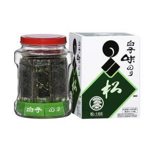 送料無料 白子のり 松-16E 味のり42束(12切5枚)×6個入|nozomi-market