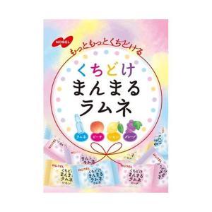 送料無料 ノーベル製菓 まんまるラムネ 80g×6袋入 nozomi-market