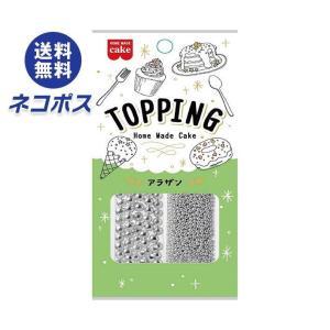 【全国送料無料】【ネコポス】共立食品 トッピング アラザン 13g×5袋入|nozomi-market