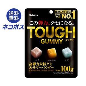 【全国送料無料】【ネコポス】カバヤ タフグミ 100g×6袋入|nozomi-market