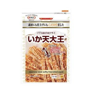 【送料無料】マルエス いか天大王 86g×10袋入|nozomi-market
