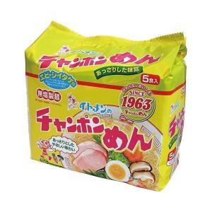 送料無料 イトメン チャンポンめん 5食パック×6袋入|nozomi-market