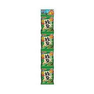 送料無料 ギンビス 枝豆ノンフライ焼き4連 52g(13g×4)×12個入|nozomi-market