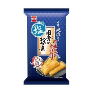 送料無料 岩塚製菓 田舎のおかき塩味 9本×12袋入|nozomi-market