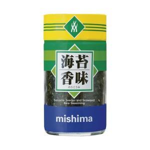 送料無料 三島食品 海苔香味 55g瓶×10個入|nozomi-market