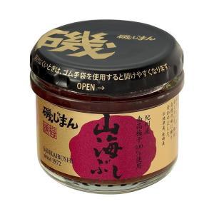 【送料無料】磯じまん 山海ぶし 105g瓶×12個入 nozomi-market
