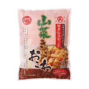 送料無料 大トウ 山菜きのこおこわ 2合セット×10袋入|nozomi-market