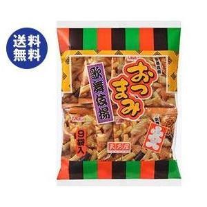 【送料無料】天乃屋 大入おつまみ歌舞伎揚 9袋×10袋入|nozomi-market