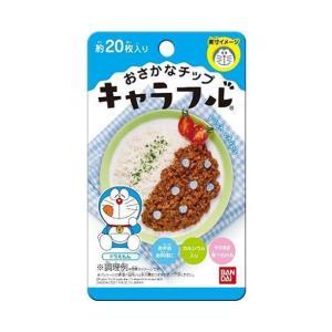送料無料 【2ケースセット】バンダイ キャラフル ドラえもん 2.8g×12袋入×(2ケース)