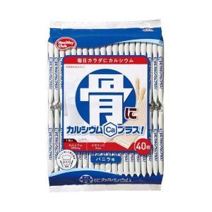 送料無料 ハマダコンフェクト 骨にカルシウムウエハース 40枚×10袋入|nozomi-market