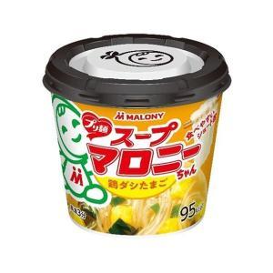 送料無料 マロニー スープマロニーちゃん 鶏ダシたまご 28g×12(6×2)個入|nozomi-market