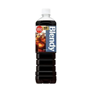 【送料無料】AGF ブレンディ ボトルコーヒー 微糖 900mlペットボトル×12本入 nozomi-market