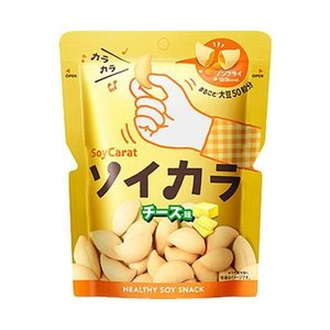 【送料無料】大塚製薬 ソイカラ(SoyCarat) チーズ味 27g×18袋入 nozomi-market