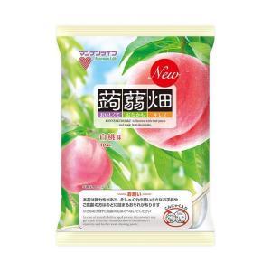 送料無料 マンナンライフ 蒟蒻畑 白桃味 25...の関連商品7