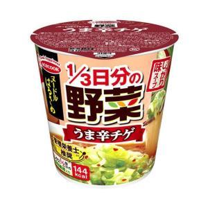 送料無料 エースコック ヌードルはるさめ 1/3日分の野菜 うま辛チゲ 44g×12(6×2)個入|nozomi-market