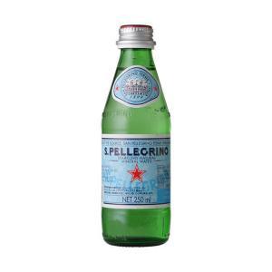 【送料無料】サンペレグリノ 250ml瓶×24本入...