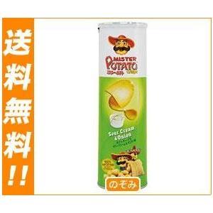 【送料無料】ミスターポテト ポテトチップス サワークリーム&オニオン味 160g×14個入 nozomi-market