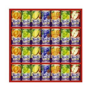 送料無料 アサヒ飲料 Welch's(ウェルチ) ギフト W30N|nozomi-market