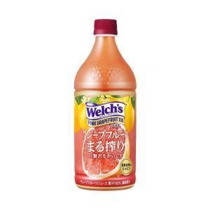 【送料無料】【2ケースセット】アサヒ飲料 Welch's(ウェルチ) ピンクグレープフルーツ100 800gペットボトル×8本入×(2ケース) nozomi-market