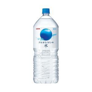 送料無料 キリン アルカリイオンの水 2Lペットボトル×6本入|nozomi-market