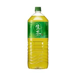 送料無料 キリン 生茶 2Lペットボトル×6本入|nozomi-market