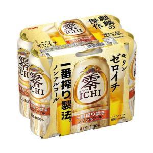 【送料無料】【2ケースセット】キリン 零ICHI (ゼロイチ)(6缶パック) 500ml缶×24(6×4)本入×(2ケース)|nozomi-market