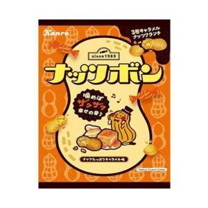 送料無料 カンロ ナッツボン ローストキャラメル味 70g×6袋入|nozomi-market