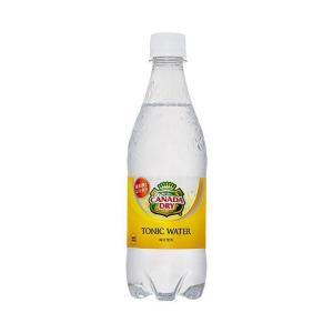 【送料無料】コカコーラ カナダドライ トニックウォーター 500mlペットボトル×24本入|nozomi-market
