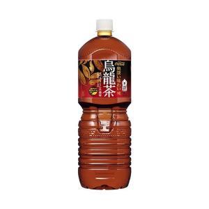 送料無料 コカコーラ 煌(ファン)烏龍茶 2Lペットボトル×6本入|nozomi-market