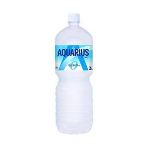 送料無料 コカコーラ アクエリアス ゼロ 2Lペットボトル×6本入|nozomi-market