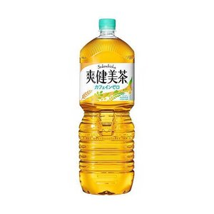 送料無料 コカコーラ 爽健美茶 2Lペットボトル×6本入|nozomi-market