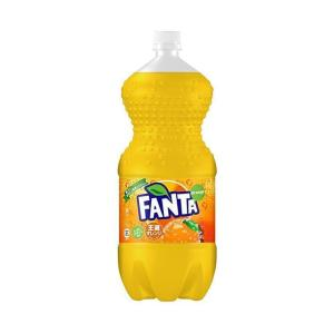 送料無料 コカコーラ ファンタ オレンジ 2Lペットボトル×6本入|nozomi-market