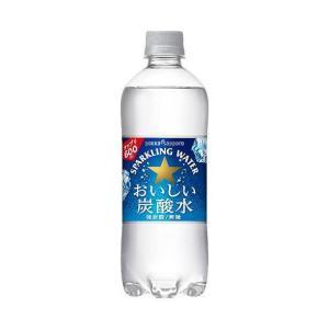 【送料無料】ポッカサッポロ おいしい炭酸水 500mlペットボトル×24本入|nozomi-market