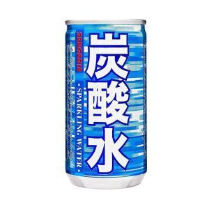 送料無料 サンガリア 炭酸水 185ml缶×30本入|nozomi-market