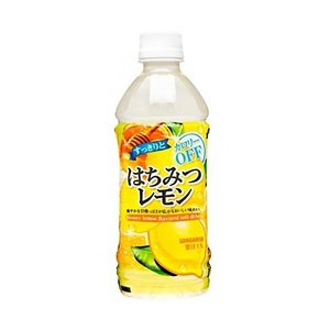 【送料無料】サンガリア すっきりとはちみつレモン 500mlペットボトル×24本入 nozomi-market
