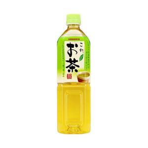 【送料無料】サンガリア これお茶 900mlペットボトル×12本入 nozomi-market